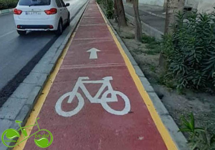ایجاد ۱۷ کیلومتر مسیر دوچرخهسواری در شهرری